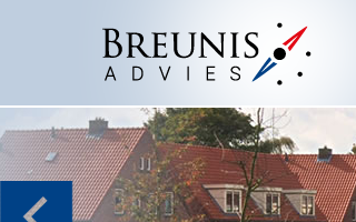 Website Breunis Advies
