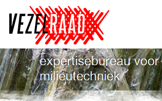 Vezelraad - Website + Logo